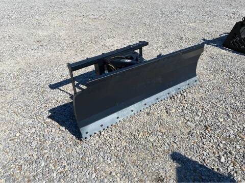 "2021 JCT 72"" Skid Steer Hydraulic Blade for sale at Ken's Auto Sales & Repairs in New Bloomfield MO"