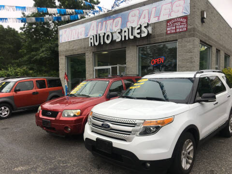 2013 Ford Explorer for sale at King Auto Sales INC in Medford NY