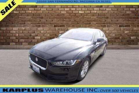 2017 Jaguar XE for sale at Karplus Warehouse in Pacoima CA