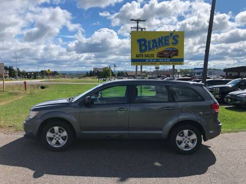 2013 Dodge Journey for sale at Blake's Auto Sales in Rice Lake WI