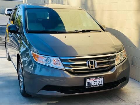 2013 Honda Odyssey for sale at Auto Zoom 916 Rancho Cordova in Rancho Cordova CA