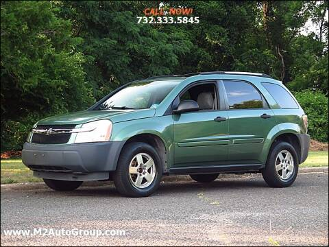 2005 Chevrolet Equinox for sale at M2 Auto Group Llc. EAST BRUNSWICK in East Brunswick NJ