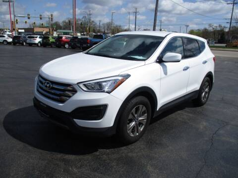 2015 Hyundai Santa Fe Sport for sale at Windsor Auto Sales in Loves Park IL