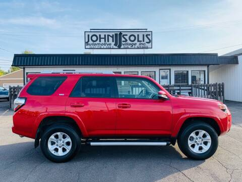 2018 Toyota 4Runner for sale at John Solis Automotive Village in Idaho Falls ID