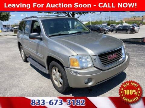 2002 GMC Envoy for sale at Glenbrook Dodge Chrysler Jeep Ram and Fiat in Fort Wayne IN