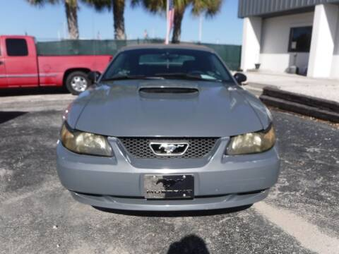2003 Ford Mustang for sale at Seven Mile Motors, Inc. in Naples FL