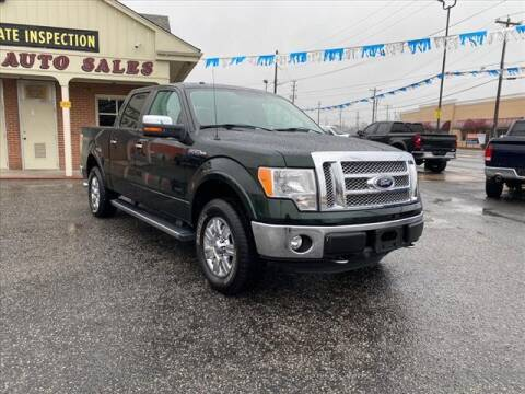 2012 Ford F-150 for sale at Messick's Auto Sales in Salisbury MD