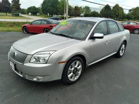 2008 Mercury Sable for sale at Reliable Wheels Used Cars in West Chicago IL