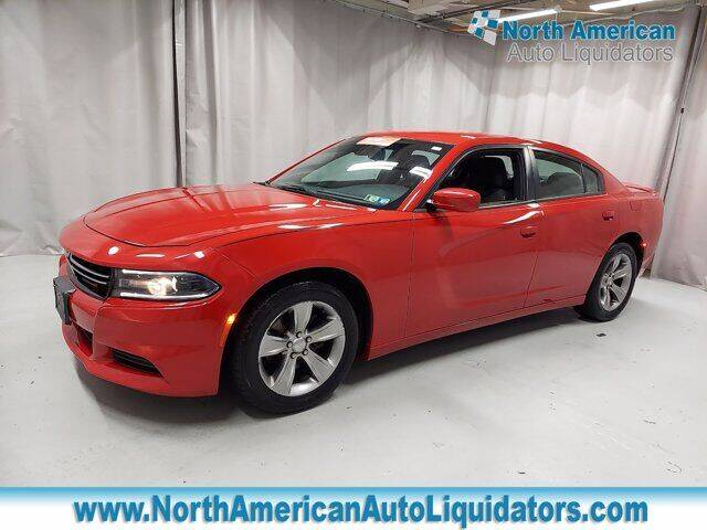 2016 Dodge Charger for sale at North American Auto Liquidators in Essington PA