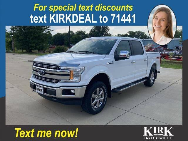 2019 Ford F-150 for sale at Kirk Brothers Batesville in Batesville MS