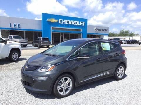 2020 Chevrolet Bolt EV for sale at LEE CHEVROLET PONTIAC BUICK in Washington NC