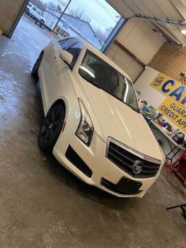 2013 Cadillac ATS for sale at Car Barn of Springfield in Springfield MO