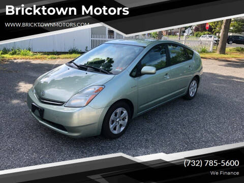 2009 Toyota Prius for sale at Bricktown Motors in Brick NJ