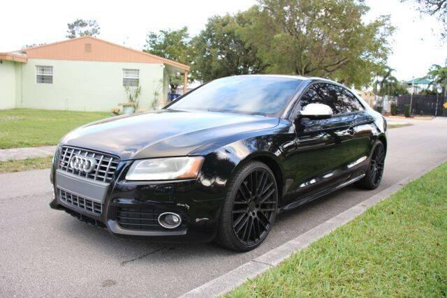 2011 Audi S5 for sale in Miramar, FL