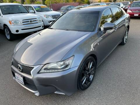 2013 Lexus GS 350 for sale at C. H. Auto Sales in Citrus Heights CA