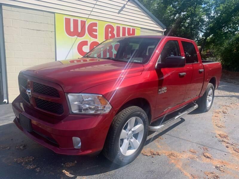 2015 RAM Ram Pickup 1500 for sale at Right Price Auto Sales in Murfreesboro TN