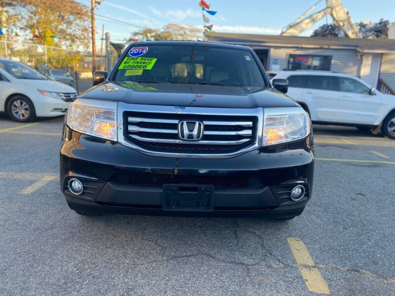 2014 Honda Pilot for sale at Metro Auto Sales in Lawrence MA