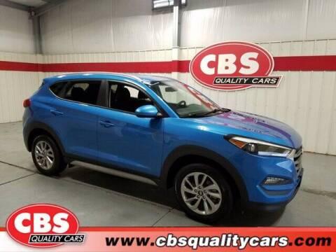 2017 Hyundai Tucson for sale at CBS Quality Cars in Durham NC