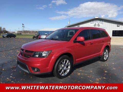 2018 Dodge Journey for sale at WHITEWATER MOTOR CO in Milan IN