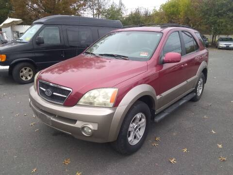 2004 Kia Sorento for sale at Wilson Investments LLC in Ewing NJ