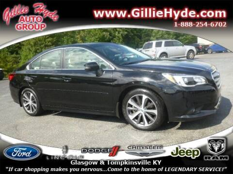 2017 Subaru Legacy for sale at Gillie Hyde Auto Group in Glasgow KY