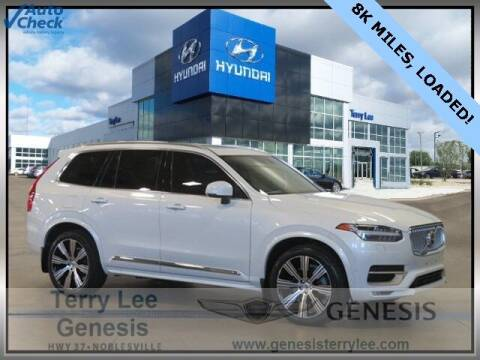2020 Volvo XC90 for sale at Terry Lee Hyundai in Noblesville IN