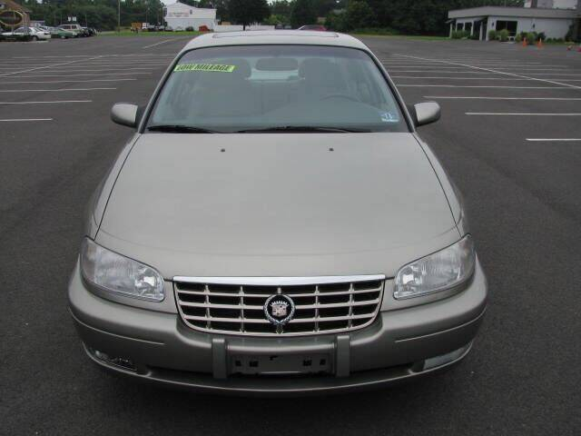 1999 Cadillac Catera for sale at Iron Horse Auto Sales in Sewell NJ