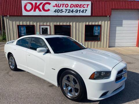 2011 Dodge Charger for sale at OKC Auto Direct in Oklahoma City OK