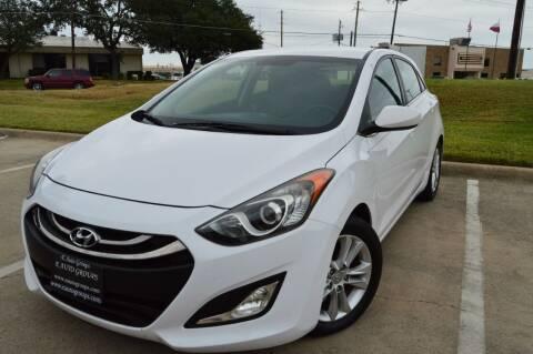 2013 Hyundai Elantra GT for sale at E-Auto Groups in Dallas TX