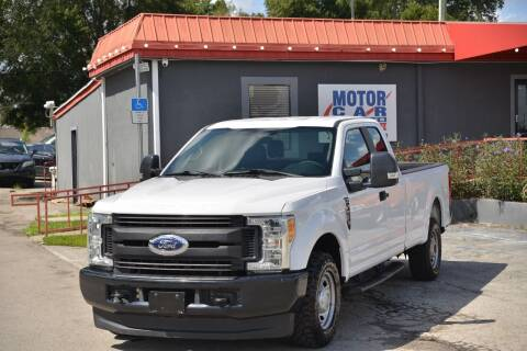 2017 Ford F-250 Super Duty for sale at Motor Car Concepts II - Kirkman Location in Orlando FL
