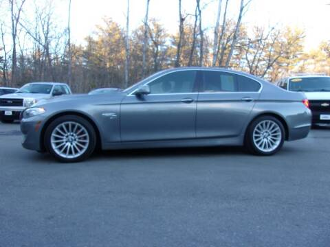 2011 BMW 5 Series for sale at Mark's Discount Truck & Auto Sales in Londonderry NH