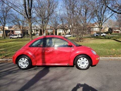 1999 Volkswagen New Beetle for sale at Apollo Motors INC in Chicago IL
