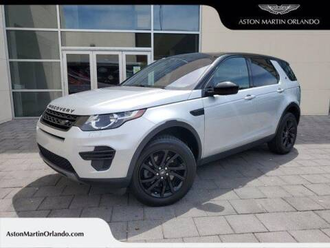 2017 Land Rover Discovery Sport for sale at Orlando Infiniti in Orlando FL