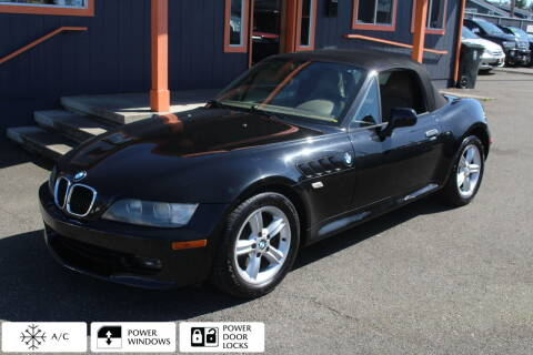 2000 BMW Z3 for sale at Sabeti Motors in Tacoma WA