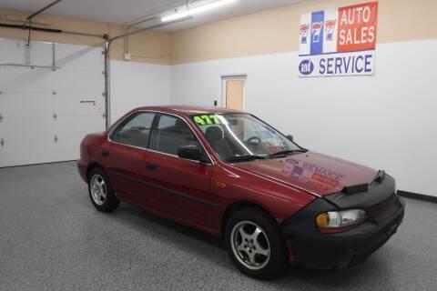 1993 Subaru Impreza for sale at 777 Auto Sales and Service in Tacoma WA