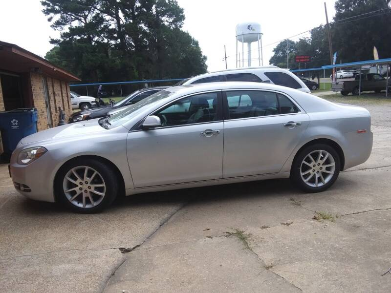 2012 Chevrolet Malibu for sale at Westside Auto Sales in New Boston TX
