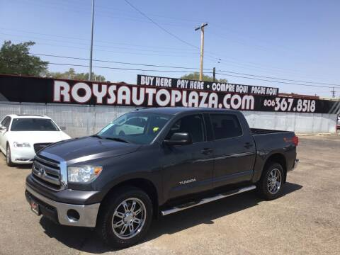 2013 Toyota Tundra for sale at Roy's Auto Plaza 2 in Amarillo TX