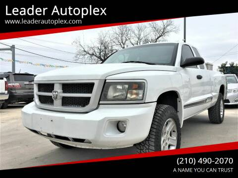 2011 RAM Dakota for sale at Leader Autoplex in San Antonio TX