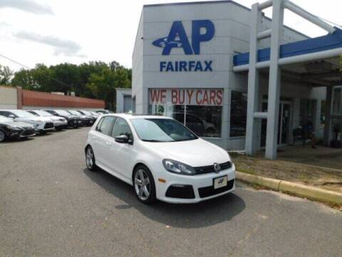 2012 Volkswagen Golf R for sale at AP Fairfax in Fairfax VA