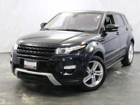 2012 Land Rover Range Rover Evoque for sale at United Auto Exchange in Addison IL