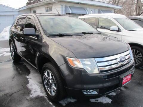 2007 Ford Edge for sale at GENOA MOTORS INC in Genoa IL