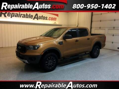 2019 Ford Ranger for sale at Ken's Auto in Strasburg ND