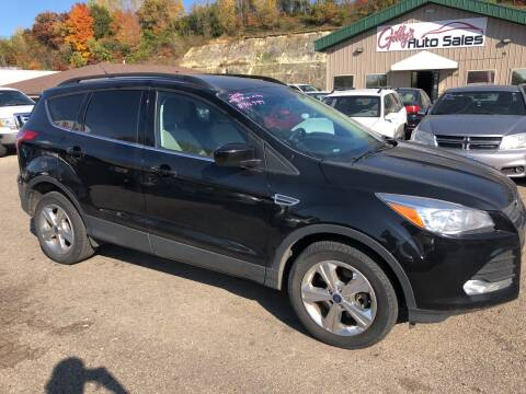 2016 Ford Escape for sale at Gilly's Auto Sales in Rochester MN