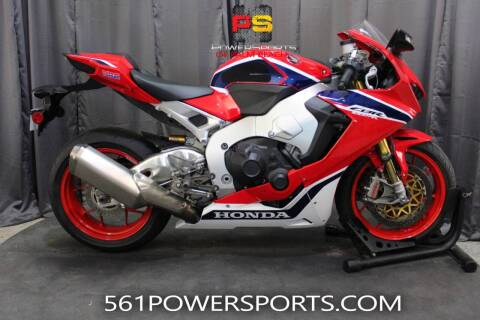 2017 Honda CBR1000RR SP for sale at Powersports of Palm Beach in Hollywood FL