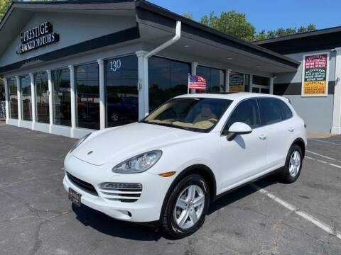 2012 Porsche Cayenne for sale at Prestige Pre - Owned Motors in New Windsor NY