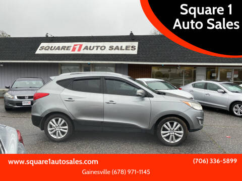 2013 Hyundai Tucson for sale at Square 1 Auto Sales - Commerce in Commerce GA