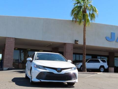 2018 Toyota Camry Hybrid for sale at Jay Auto Sales in Tucson AZ