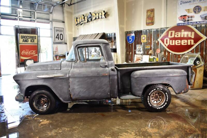 1957 Chevrolet 3100 for sale at Cool Classic Rides in Redmond OR