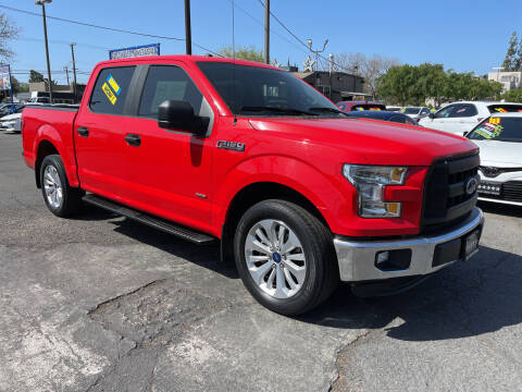 2016 Ford F-150 for sale at 5 Star Auto Sales in Modesto CA