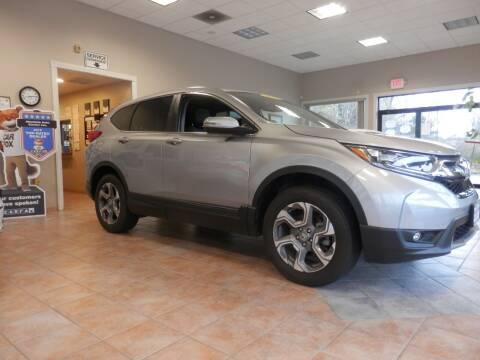 2017 Honda CR-V for sale at ABSOLUTE AUTO CENTER in Berlin CT